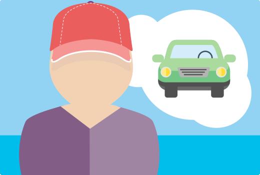 Jonge mannen betalen hoofdprijs voor autoverzekering