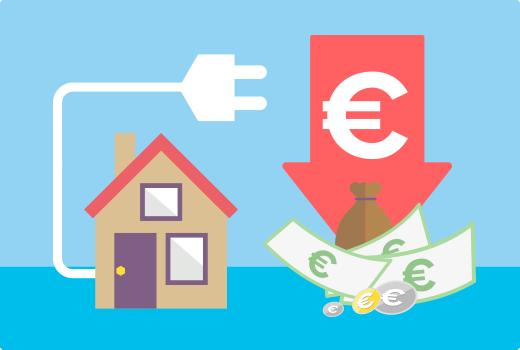 Lees hoe je bespaart op energiekosten
