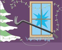 Tips voor een Kerst zonder schade